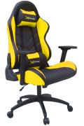 XPrime One Oyuncu Koltuğu Sarı