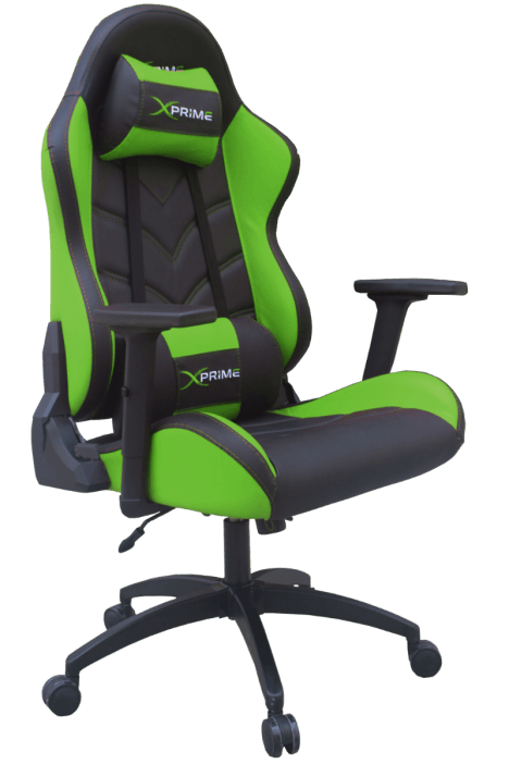 XPrime One Oyuncu Koltuğu Yeşil