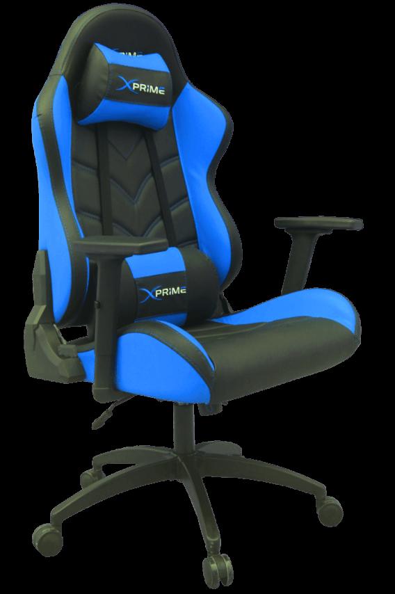 XPrime One Oyuncu Koltuğu Mavi