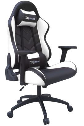 XPrime One Oyuncu Koltuğu Beyaz