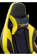 XPrime Winner Oyuncu Koltuğu Sarı