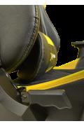 XPrime King Fabric Oyuncu Koltuğu Sarı