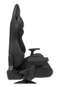 XPrime King Fabric Oyuncu Koltuğu Siyah