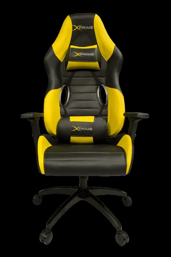 XPrime Hero Oyuncu Koltuğu Sarı