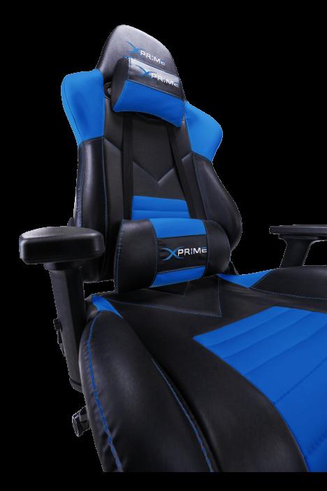 XPrime King Oyuncu Koltuğu Mavi