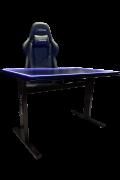 XPrime Leading Oyuncu Masası Siyah