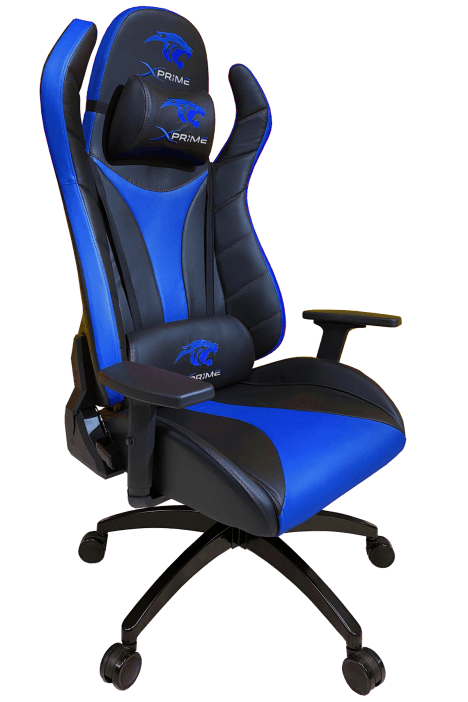 XPrime Pubg Oyuncu Koltuğu Mavi