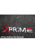 XPrime Omega Kumaş Oyuncu Koltuğu Kırmızı
