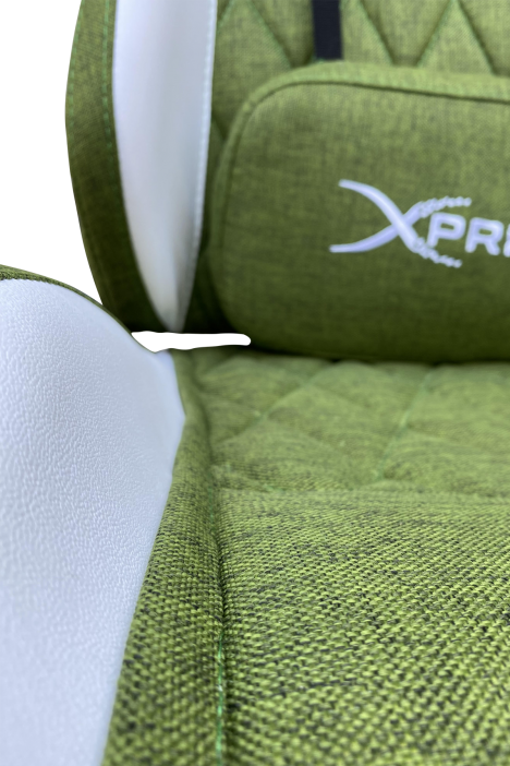 XPrime Cool Oyuncu Koltuğu Yeşil