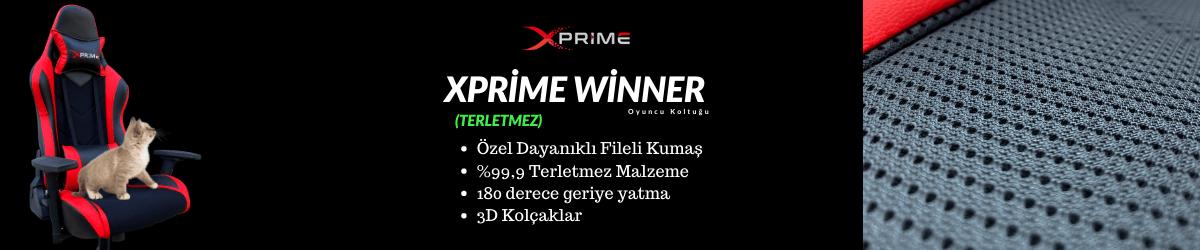 terletmez oyuncu koltuğu Winner Xprime