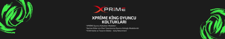 Xprime King Oyuncu Koltuğu | Oyuncu Koltuğu Resmi Satış Sitesi